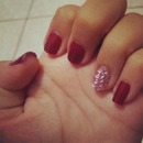 red nails :)