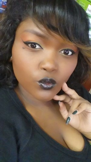 fall is my favorite time of the year and it is welcomed. I used: bh cosmetics-take me