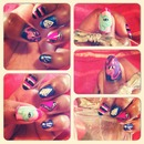 My Little Pony Nails!