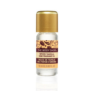 The Body Shop Spiced Vanilla Home Fragrance Oil