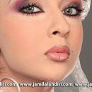 Arabic weddings makeup