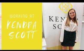 Working at Kendra Scott