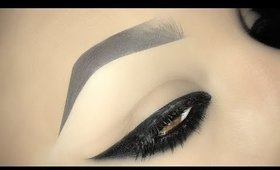 How to Perfect Eyebrows Tutorial (Perfect for hairless, chemo, shaved brows) Eyebrow Routine 2.0