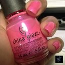 China Glaze: Hang-Ten Toes