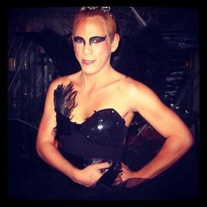 Halloween 2011... Black Swan