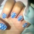 Zebra Blue -_-