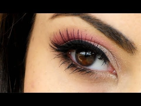 Natural Pink Summer Makeup Tutorial Dxvicks Video