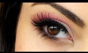 Natural Pink Summer Makeup Tutorial