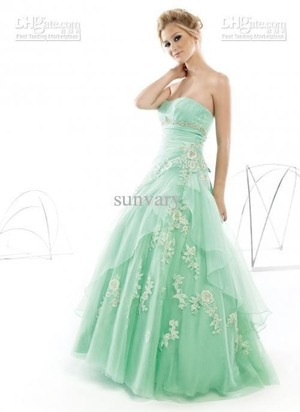 Prom Makeup For A Mint Green Dress Beautylish