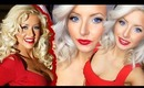 Christina Aguilera Retro Makeup & Hair Tutorial