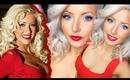 Christina Aguilera Retro Makeup & Hair Tutorial
