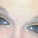 Netural eye look