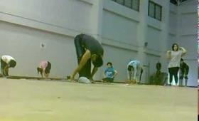 Yoga MFU - ท่าโยคะ Version C