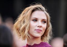 Oscar Hair 2011: Scarlett Johansson