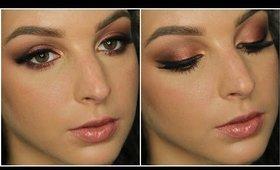 Garnet & Gold Makeup Tutorial ♥