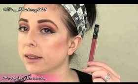 Kat Von D's NEW Liquid Lipsticks, a comparison!