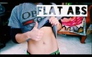 5 exercises for flat abs
