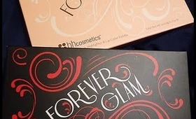 FOREVER NUDE // FOREVER GLAM // BHCOSMETICS PALETTE REVIEW!