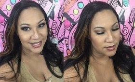 Easy Nude Glam- Dry Sensitive Skin Full Face
