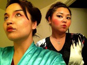 Bay To Breakers Geishas 2011