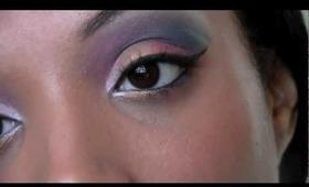 TUTORIAL: Sassy Señorita Inspired Eye Look