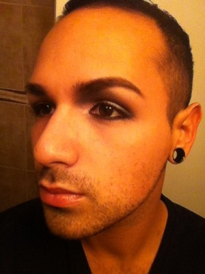 Just an eye look created while watching Snow White And The Huntsman.