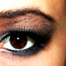 Hairy brows :$ dark shadow
