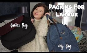 Whats In My Hospital Bag - What To Pack For Labour | Danielle Scott