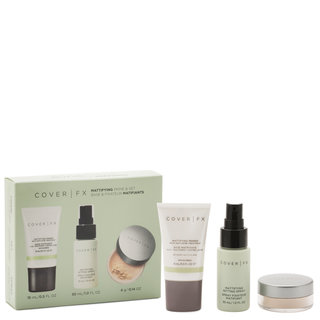 Mattifying Prime & Set Kit