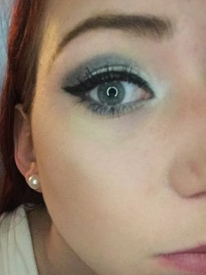 My makeup for today💞