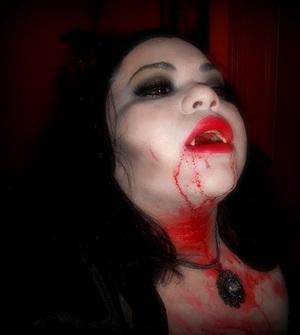 Halloween 2010 - Vampire