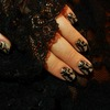 04.10.2013 My Burlesque Nails