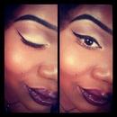 Neutral Eye n Bold Lippie