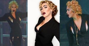 Madonna Tribute Week 3 www.primpedandpainted.com