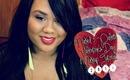 Naked 3 Palette Valentine's Day Makeup Tutorial 2014