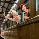 Gold Coast Train museum shoot