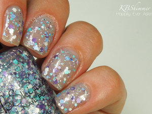 From the Summer 2014 part 2 Collection...more info and colors from the collection can be found on my blog post: http://www.lacquermesilly.com/2014/07/18/kbshimmer-summer-2014-collection-part-2/