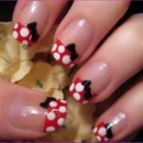 Nail Art- Mickey Mickey Nails