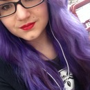 Mac riri woo :) + purple hair