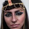 Cleopatra Halloween Look