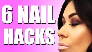 NEW video up on my YouTube Channel...check it out and SUBSCRIBE :) YouTube: https://www.youtube.com/watch?v=jmIDWgwI7-g Beauty Blog: http://bootcampbeauty.com/6-nail-hacks/