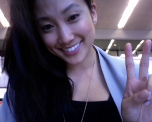 No makeup at the airport!