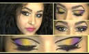 "Katy Perry ""Dark Horse"" Inspired Makeup Tutorial Look 2"