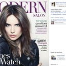 Modern SALON COVER // MAKE UP BY ME :)