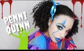 Penni Quinn | Halloween Makeup | leiydbeauty
