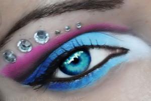blue crystal eye sig
