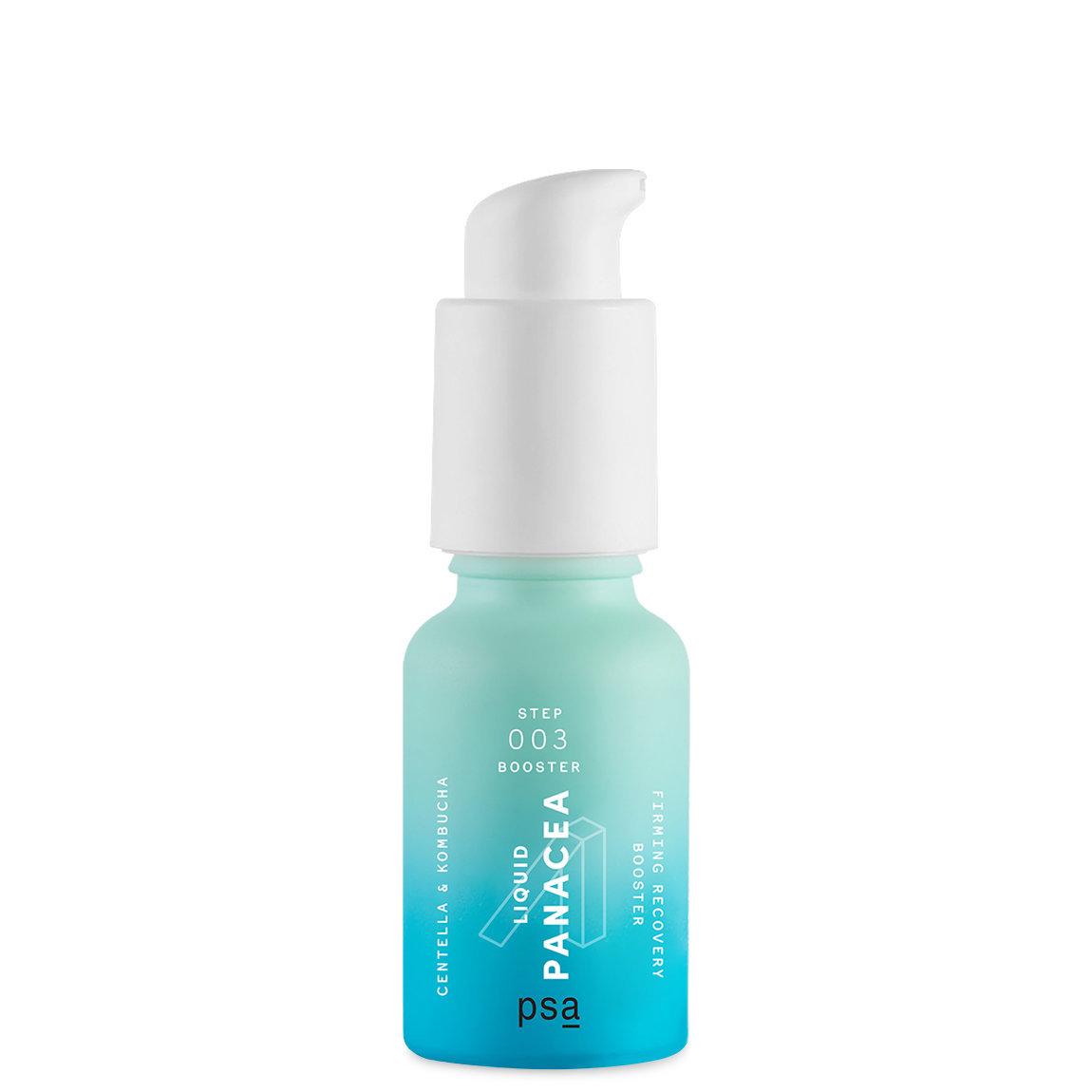 PSA Skin Liquid Panacea: Centella & Kombucha Firming Recovery Booster alternative view 1 - product swatch.