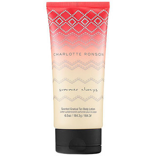 CHARLOTTE RONSON  Summer Always Scented Gradual Tan Body Lotion