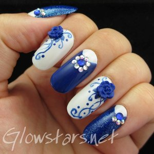 Read the blog post at http://glowstars.net/lacquer-obsession/2014/08/nail-max-collections-vol-10-design-feb-117/