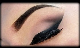 Sexy and Classy Neutral Make Up Tutorial with an Arabian Twist